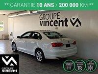 Volkswagen Jetta Sedan CONFORTLINE V6 2.5L **GARANTIE 10 ANS** 2012