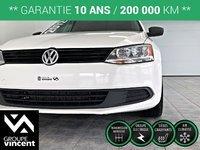 Volkswagen Jetta TRENDLINE PLUS **GARANTIE 10 ANS** 2012