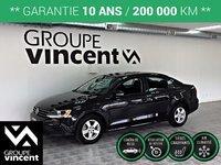 Volkswagen Jetta TRENDLINE ** GARANTIE 10 ANS ** 2016