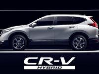 Le Honda CR-V Hybrid la meilleure des toutes les options