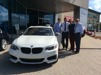 Lease of BMW M235i