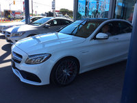 Delivery of C63 AMG