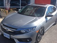 New 2017 Civic EX-T !!