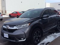 My new 2017  CRV