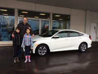 3rd Honda from Brockville Honda.