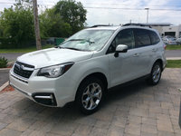 I love my new Forester