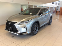My 2nd F sport RX!!!
