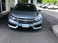 Brand new civic Sedan!