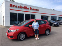 Brand new 2018 Honda Fit!