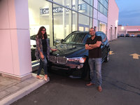 My new BMW X3