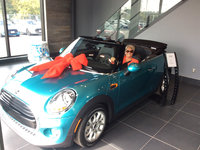 Life is great in a Mini!