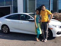 Happy with buying car from KUMAR
