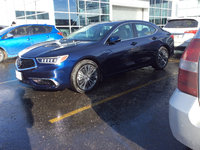 2018 Acura TLX SH AWD Tech