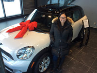 Welcome home Mr. Cooper (Mini Countryman)