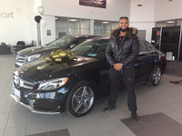 Excellent experience (2018 C-Class 300 4MATIC)
