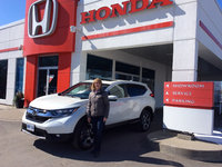 2nd Honda CRV!