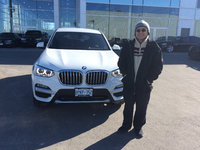 Great experience  (2018 BMW X3)