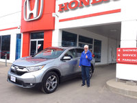 Long Term Customer (2018 Honda CRV)