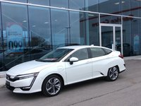 First Clarity (2018 Honda Clarity)