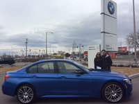Our first BMW....but not our last!!
