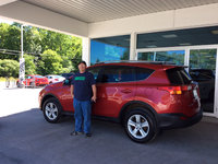 Beautiful preowned RAV4