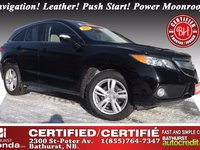 2015 Acura RDX Tech Pkg AWD V6! AWD! Navigation! Leather! Push Start! Power Moonroof!