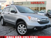 2007 Honda CR-V EX AWD LOW KMS NO ACCIDENTS WOW THIS CR-V IS MINT!