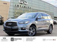 2018 Infiniti QX60 PREMIUM NAVIGATION DEMO MODEL HUGE SAVINGS! ASK ABOUT OUR LOW FINANCE RATES!