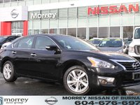 2015 Nissan Altima SL LEATHER NAVIGATION LOADED, TOP OF THE LINE ALTIMA!