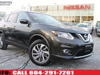 2015 Nissan Rogue SL LEATHER NAVIGATION LOW KMS NO ACCIDENTS ASK ABOUT OUR LOW CERTIFIED RATES!