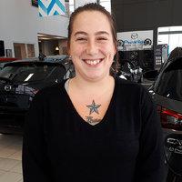 Andréanne Lesieur - Spécialiste à l'expérience client, volet vente