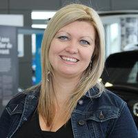 Annie Arcand - Directrice financière