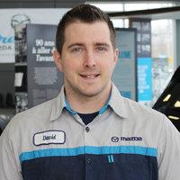 David Marcouiller - Technicien mécanique