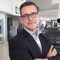 Éric Shink - Directeur des ventes