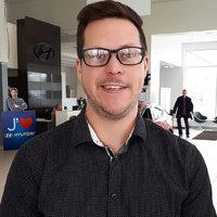 Guillaume Cossette - Spécialiste expérience client, volet vente