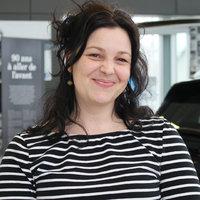 Julie Bégin - Designer graphique, chargée de projets