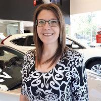 Julie Trudel - Adjointe aux ventes