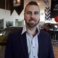 Karl Landreville - Directeur des ventes