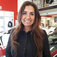 Nathalie Godcher - Directrice financière