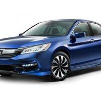 2017 Honda Accord Hybrid Returns to Showrooms this Summer