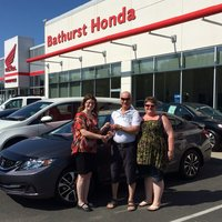 Rachel was a great sales consultant! Victor & Lina Landry