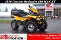 2011 Can-Am Outlander 650
