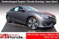 2016 Honda Civic Coupe EX-T - HS
