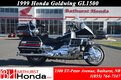 1999 Honda Gold Wing GL 1500