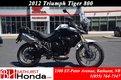 2012 Triumph Tiger 800 ABS