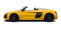2018  R8 Spyder