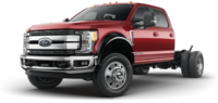 2018  Chassis Cab F-450