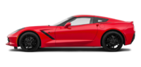 2019 Corvette Coupe Stingray