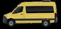 Sprinter Combi 2500 4X4