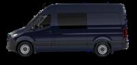Sprinter Crew Van 2500 -Gas